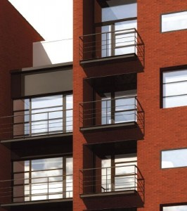 Dungen balkonger